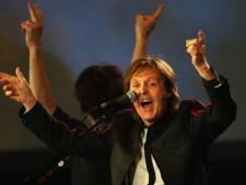 Alleen vocaal zit er sleet op Paul McCartney