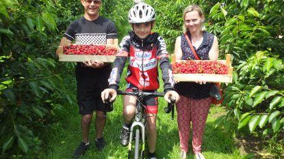Eetfestijn voor triatleet Senne
