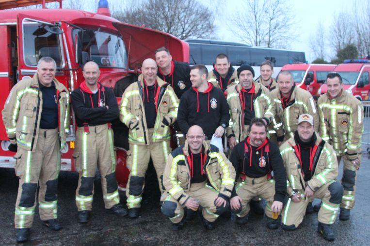 Brandweerpost Ninove nam eveneens deel aan deze editie van Fire For Life
