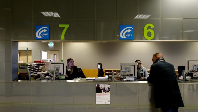De sollicitanten hopen een nieuwe baan te vinden