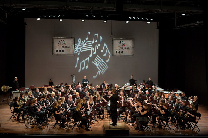 Het Groot HarmonieOrkest van Harmonie Kaatsheuvel sleepte op het Bondsconcours in Veldhoven een bijzondere prijs in de wacht.