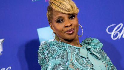 Mary J. Blige krijgt Walk Of Fame-ster