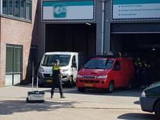 Grote inval bij bedrijf in Wijk en Aalburg; twee personen aangehouden