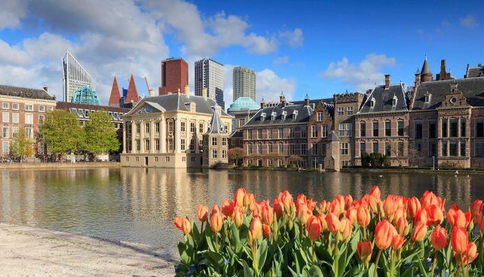 De renovatie van het Binnenhof zou moeten worden uitgesteld om de Haagse binnenstad meer tijd te geven om te herstellen.
