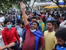 Woede in New Delhi na dood slachtoffer groepsverkrachting