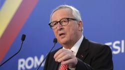 """Juncker vraagt zo snel mogelijk duidelijkheid van Britten over brexit: """"De tijd is bijna op"""""""