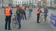 36 fietsers niet in orde bij controles in december