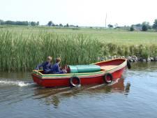Waterpolitie stopt Kameleon-opnames: 'Ik ga niet snel meer in Friesland filmen'