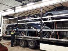 Gestolen auto's op de A12 bij Veenendaal gespot dankzij na-diefstalsysteem