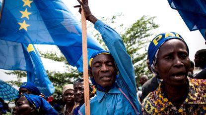 Congolese regering legt internet in Kinshasa plat