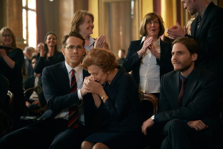 Still uit Woman in Gold. Beeld null
