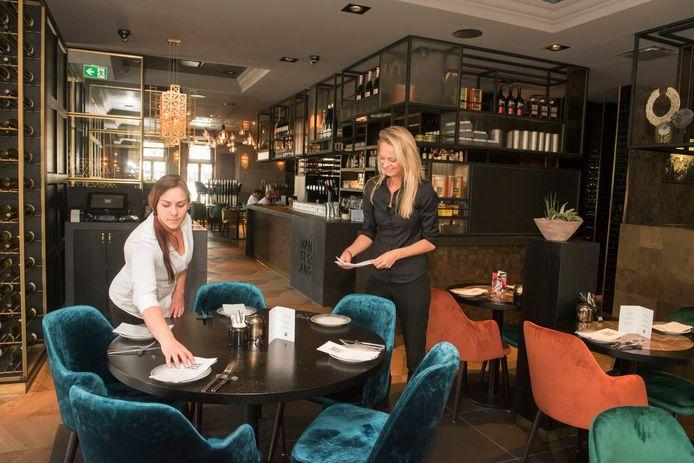 Restaurant van Sprang is een van de nieuwere horecagelegenheden in Ermelo. Het opende in 2016 de deuren.