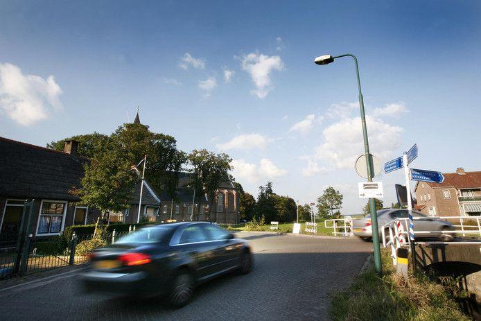 Westbroek zucht nu al onder sluipverkeer.