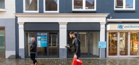 Steeds meer leegstand in Goese binnenstad, verkleinen van winkelgebied mogelijk oplossing