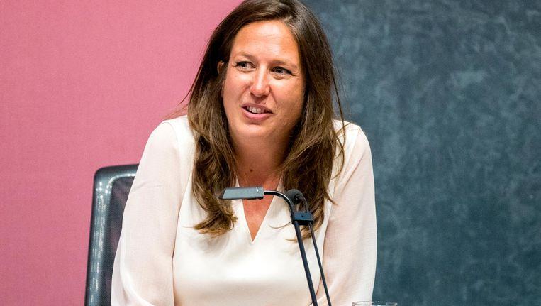 Wethouder van onderwijs, Marjolein Moorman Beeld ANP