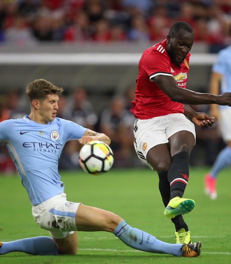 United deelt tikje uit aan City tijdens Manchester-derby in Amerika