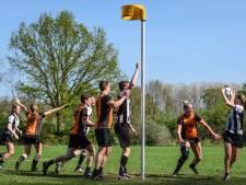 DKOD 'gunt' Olympus '58 eerste punt in competitie, 15-jarigen in actie bij Rheko