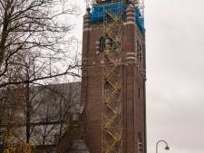 Kerktorenconcert in Chaam uitgesteld door slechte weer
