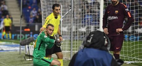 Barça lijdt bij Espanyol eerste nederlaag sinds vijf maanden