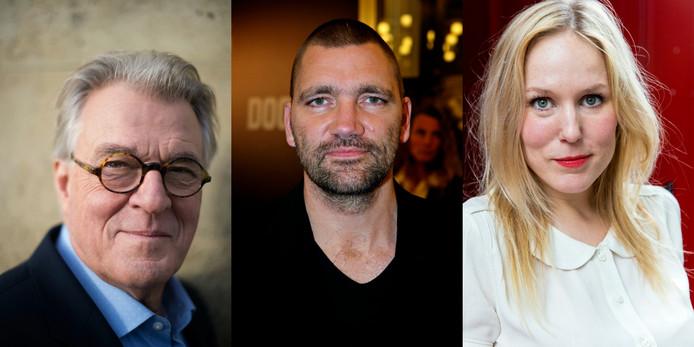 Jeroen Krabbe, Theo Maassen en Hadewych Minis spelen in de nieuwe film Shit Happens.