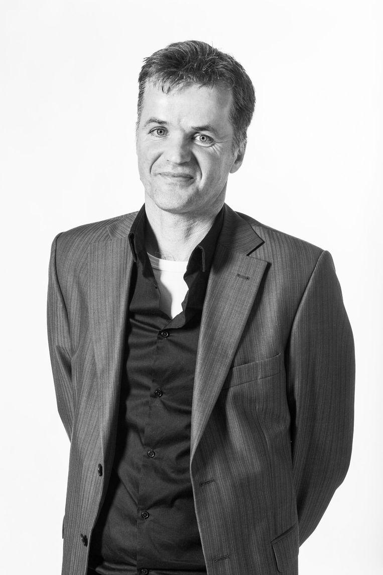 Raadslid van de SP Erik Flentge Beeld Rink Hof