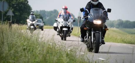 Lente laat testosteron kolken bij motorrijders