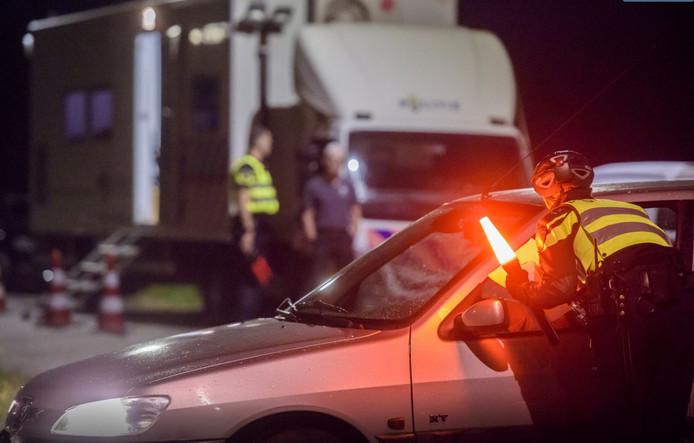 Politie deed passantenonderzoek naar de mishandelde vrouw in Stiphout.