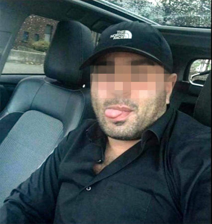 Bekir E. (31) wordt verdacht van de moord op de 16-jarige scholiere Humeyra.