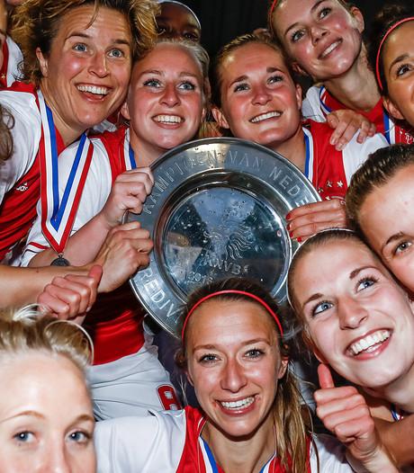 FC Twente wint van PSV, maar Ajax pakt landstitel bij de vrouwen