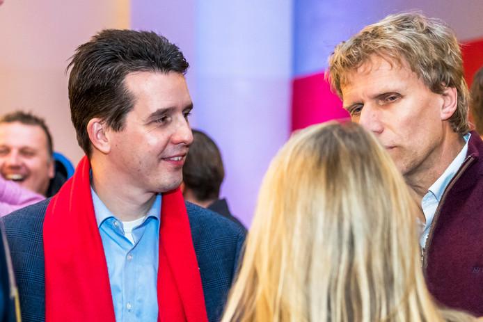 De PvdA werd in Stichtse Vecht groter, in plaats van kleiner, zoals in andere gemeenten.