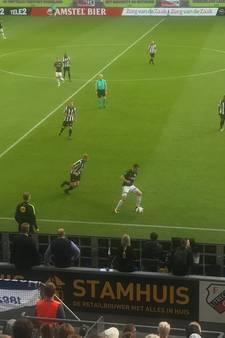 LIVE: Invaller Doan brengt Groningen kort na rust op voorsprong tegen Hercules