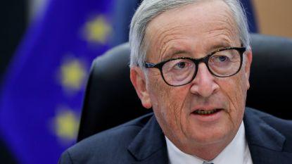"""Juncker: """"Franstaligen worden aan de Belgische kust niet meer aanvaard"""""""