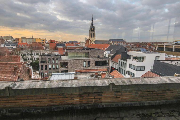 Wie zondagmiddag komt, geniet vanuit de iconische Belgacomtoren ook van een uniek uitzicht op Kortrijk