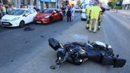 Motorrijder zwaargewond na botsing met auto
