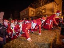 Organisatie Santa Run in Vriezenveen doet oproep aan bewoners voor extra sfeer