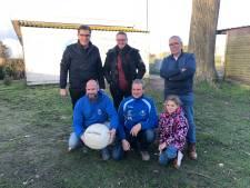 Nieuwe kleedkamers voor krachtbalclub Sporting Brugge