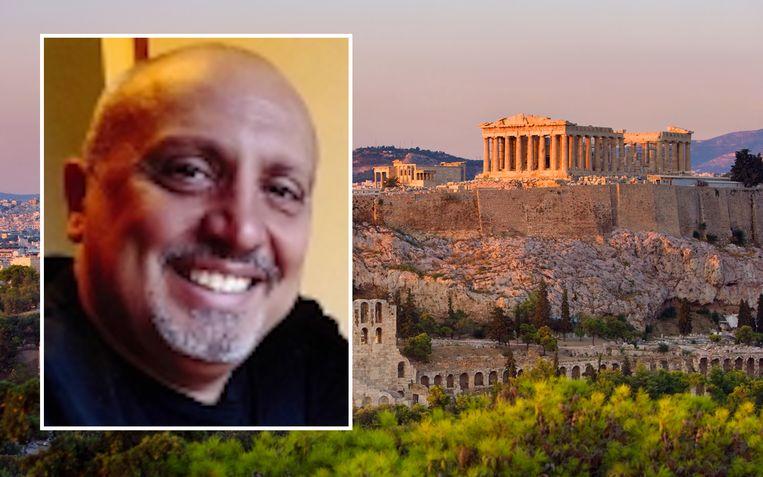 Luigi Vancheri was in juli 2017 in Athene om de verdere samenwerking met een Colombiaans drugskartel te bespreken, maar kreeg een kogel in het hoofd.