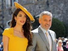 Ondanks uitnodiging voor huwelijk kenden de Clooney's Harry en Meghan niet persoonlijk