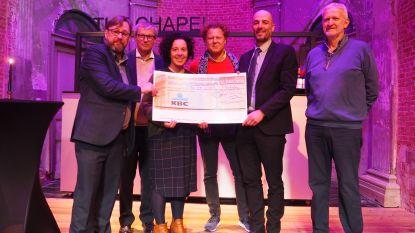 PRIM schenkt armoedeproject Sint-Pieterschool 2.396 euro