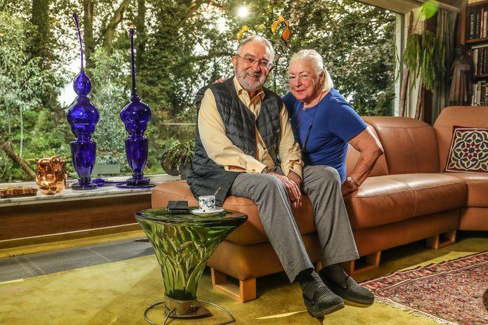 Herman De Croo en Françoise Desguin pronken niet met hun fierheid. Maar trots, dat zijn ze wel degelijk.