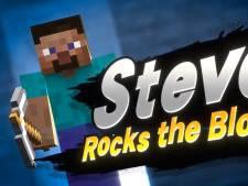 Je kunt nu ook een Minecraft-personage kiezen in Super Smash Bros Ultimate