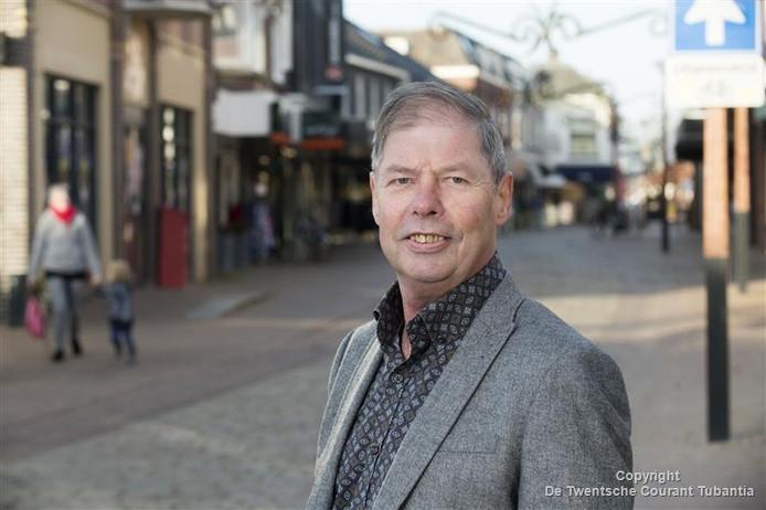 """""""Geen ervaring met ondernemen, wel veel bestuurlijke ervaring"""", aldus Derk de Vries."""