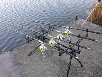 """Voor meer dan 10.000 euro aan vismateriaal gestolen uit garage: """"Jaren gespaard voor deze collectie"""""""