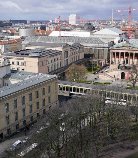 Tientallen kunstwerken beschadigd in musea Berlijn, mogelijk actie van corona-complotdenkers