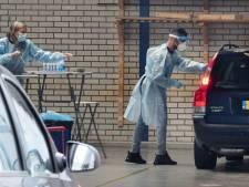 Topdrukte bij commerciële teststraat in Twente, tweede en derde in de maak