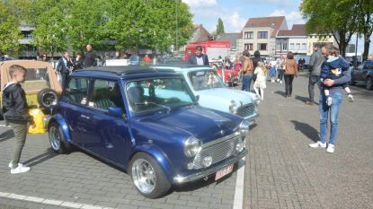 Mini-meeting op Bellemanfeesten valt in de smaak