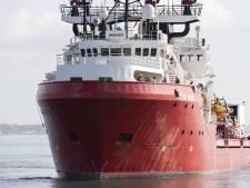 L'Ocean Viking récupère 94 personnes en mer Méditerranée