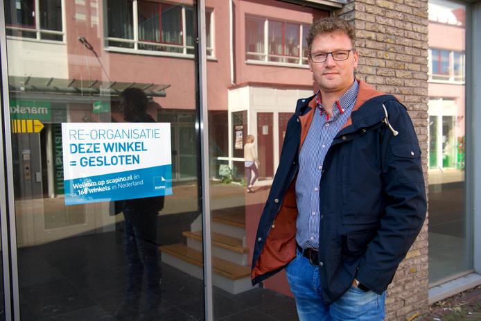 Leo Hoksbergen uit Hasselt is de nieuwe binnenstadsmanager van Kampen.