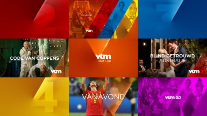 Q2, CAZ en Vitaya maken plaats voor nieuwe VTM-zenders