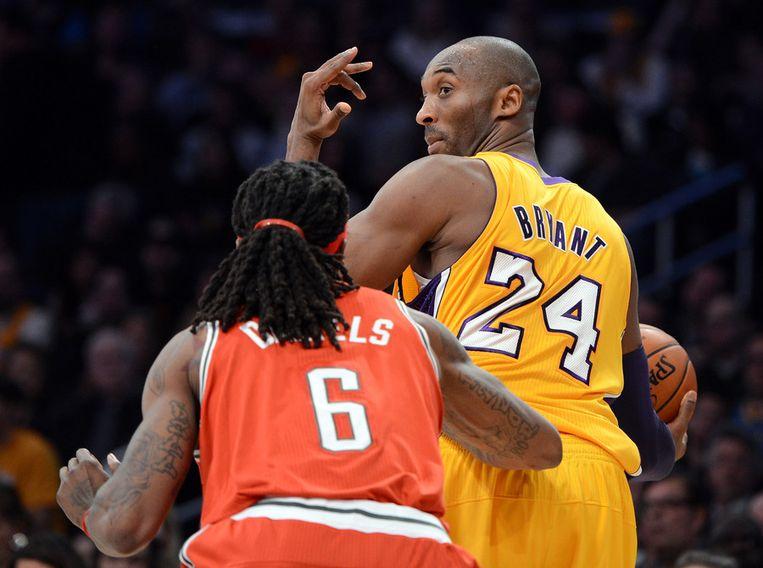 Kobe Bryant. Beeld afp